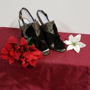 DKNY Womens ferry Open Toe Casual Slingback Sandal